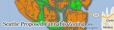 Seattle Proposed Cannabis Zoning